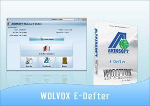 wolvox e-defter