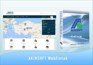 akinsoft web-emlak