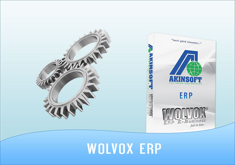 wolvox-erp